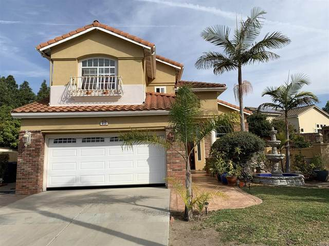 615 Josefina Place, Chula Vista, CA 91910 (#PTP2001629) :: The Costantino Group | Cal American Homes and Realty