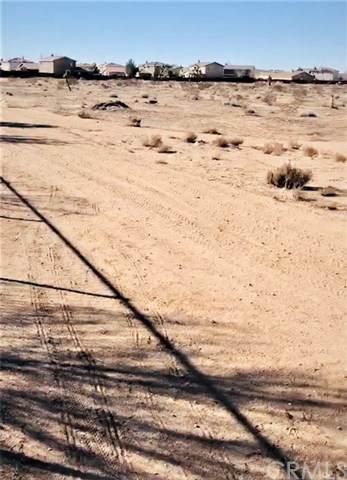 0 Chamberlaine Way, Adelanto, CA 92301 (#TR20244840) :: Steele Canyon Realty