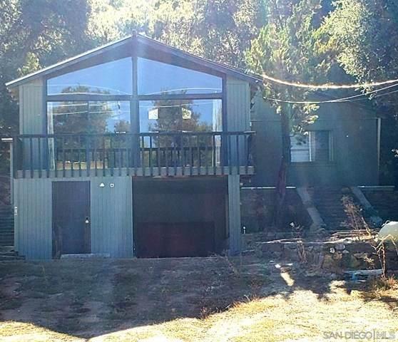 9800 Oak Grove Drive, Descanso, CA 91916 (#200052377) :: Steele Canyon Realty