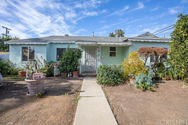 6857 Bothwell Road, Reseda, CA 91335 (#SR20244690) :: Steele Canyon Realty