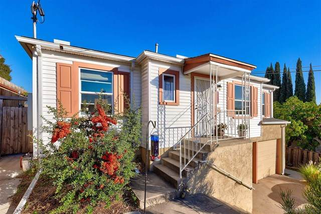 8415 Sunrise, La Mesa, CA 91941 (#200052378) :: Bathurst Coastal Properties