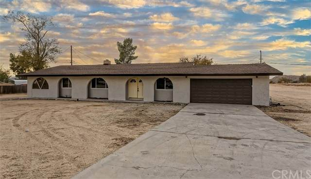 15440 Pohez Road, Apple Valley, CA 92307 (#EV20244871) :: American Real Estate List & Sell