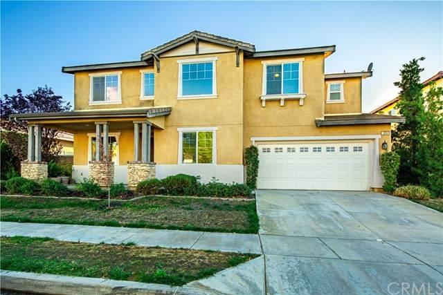 3091 Mill Ridge Drive, Hemet, CA 92545 (#WS20244889) :: The Brad Korb Real Estate Group