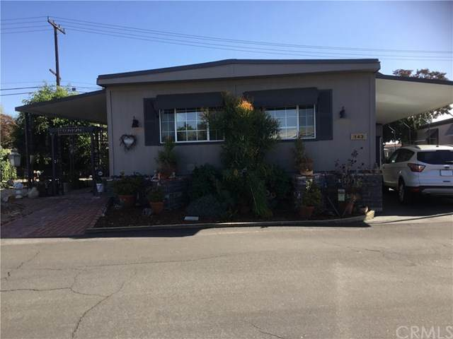 3530 Damien Ave #143, La Verne, CA 91750 (#CV20244964) :: Steele Canyon Realty