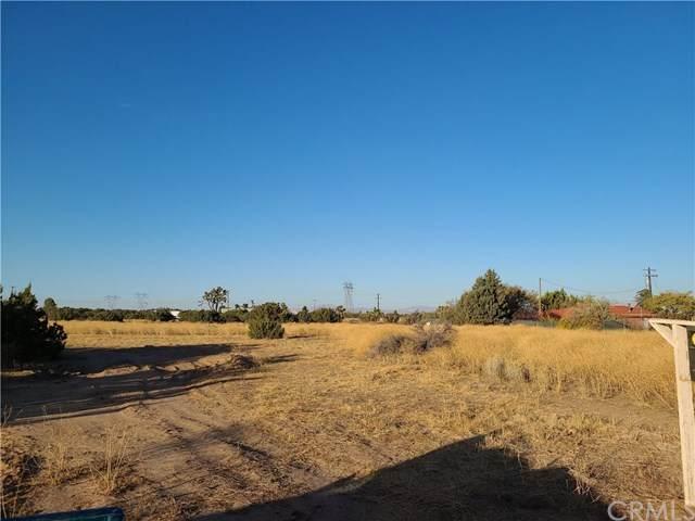 0 Prairie, Oak Hills, CA 92344 (#EV20245034) :: Steele Canyon Realty