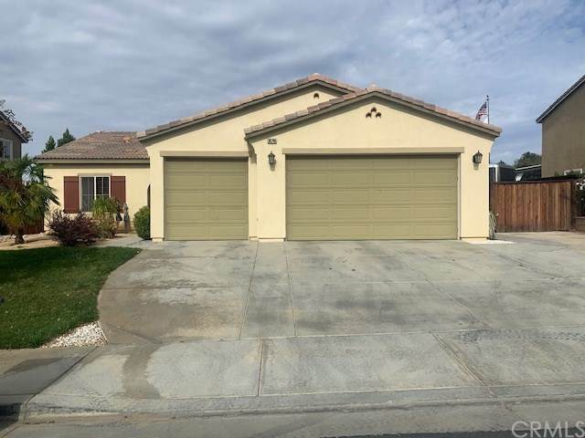 36746 Straightaway Drive, Beaumont, CA 92223 (#IV20245108) :: RE/MAX Empire Properties