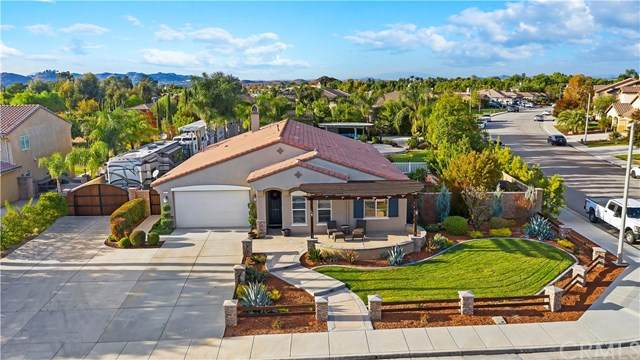 37255 Harvest Drive, Murrieta, CA 92563 (#SW20245158) :: Zember Realty Group