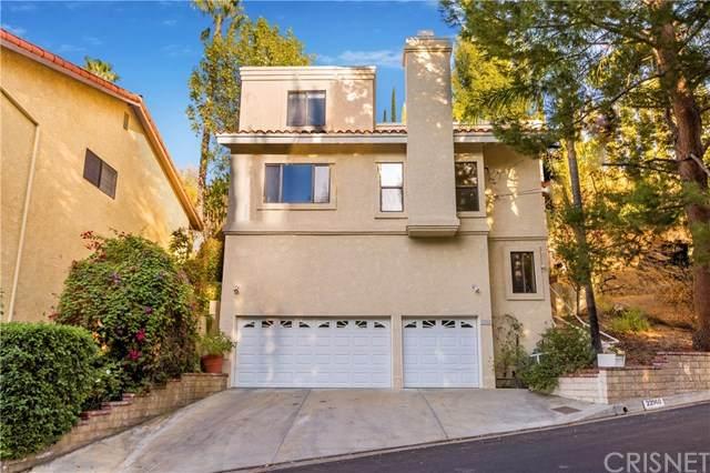 22960 Cass Avenue, Woodland Hills, CA 91364 (#SR20243734) :: Bathurst Coastal Properties
