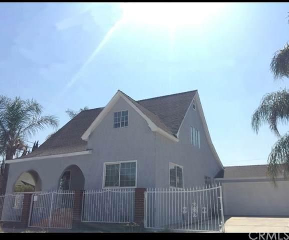 237 S Hamilton Blvd, Pomona, CA 91766 (#CV20245235) :: American Real Estate List & Sell