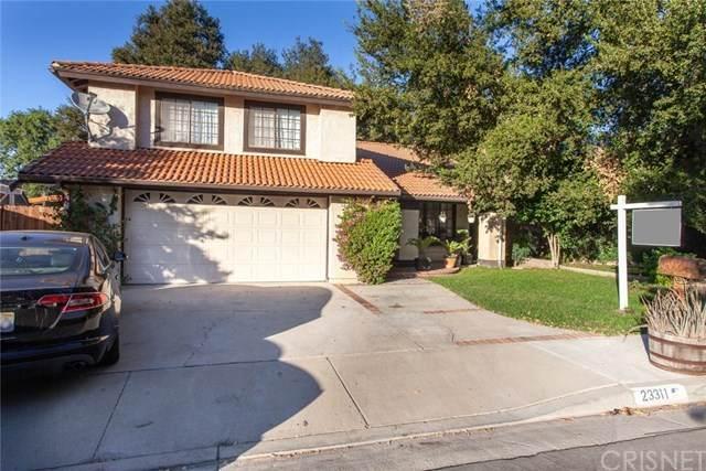 23311 Oakrun Lane, Newhall, CA 91321 (#SR20244612) :: Steele Canyon Realty