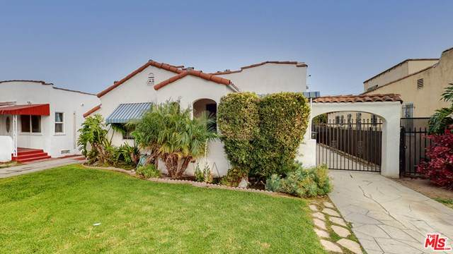 6426 2Nd Avenue, Los Angeles (City), CA 90043 (#20663010) :: Bathurst Coastal Properties
