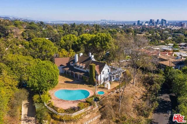 11435 Bellagio Road, Los Angeles (City), CA 90049 (MLS #20663082) :: Desert Area Homes For Sale