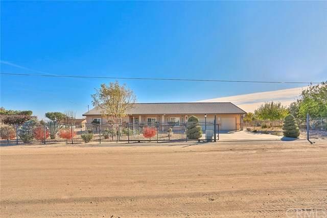 9081 Pinon Avenue, Hesperia, CA 92345 (#CV20244361) :: American Real Estate List & Sell