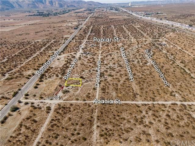 1 Ben, Cabazon, CA 92230 (#SW20245466) :: Z Team OC Real Estate