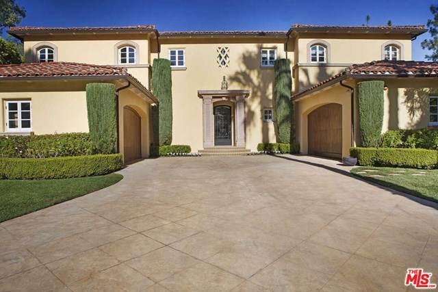 5011 Serena Circle, Tarzana, CA 91356 (#20663068) :: American Real Estate List & Sell