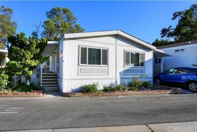 11401 N Topanga Canyon Boulevard #40, Chatsworth, CA 91311 (#SR20244099) :: Steele Canyon Realty
