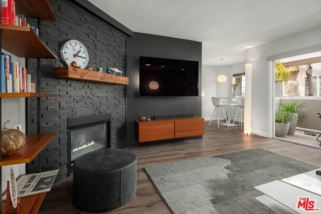 1228 14Th Street #303, Santa Monica, CA 90404 (#20663016) :: Powerhouse Real Estate