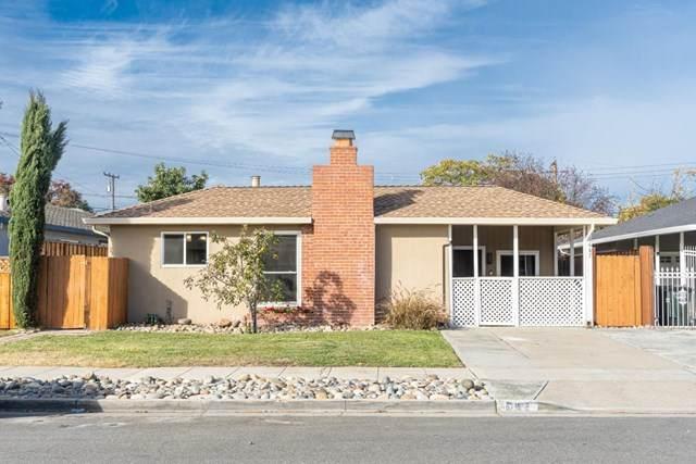 687 Santa Coleta Court, Sunnyvale, CA 94085 (#ML81821245) :: The Laffins Real Estate Team
