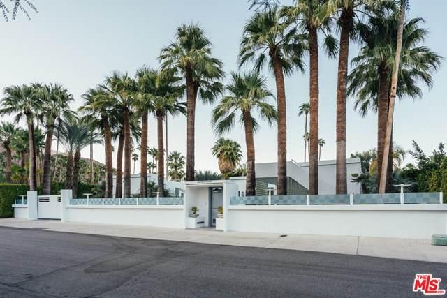 520 W Via Lola, Palm Springs, CA 92262 (#20661484) :: The DeBonis Team