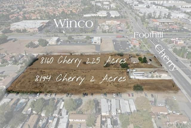 8160 Cherry Avenue, Fontana, CA 92335 (#CV20245519) :: RE/MAX Empire Properties