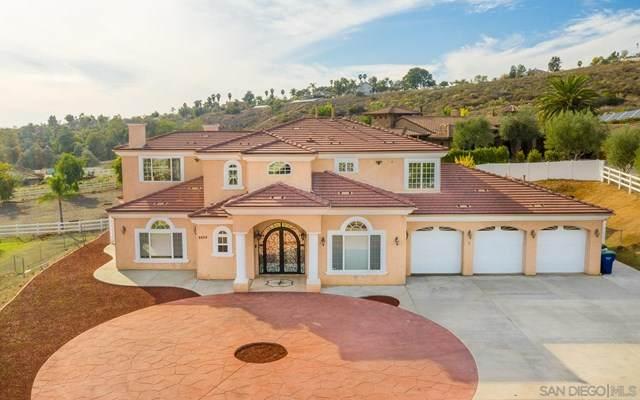9624 Blossom Ridge Way, El Cajon, CA 92021 (#200052436) :: American Real Estate List & Sell