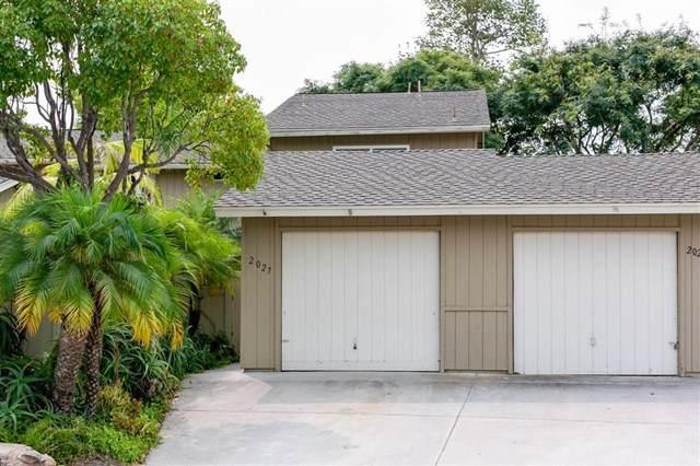 2027 Willowood Ln, Encinitas, CA 92024 (#200052435) :: Bathurst Coastal Properties