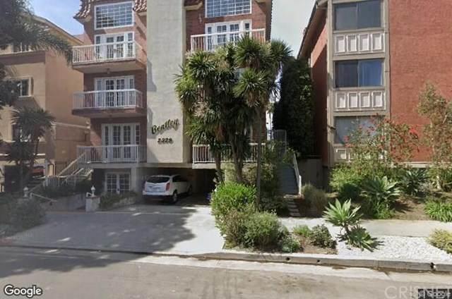 2329 S Bentley Avenue #304, Los Angeles (City), CA 90064 (#SR20245412) :: RE/MAX Empire Properties