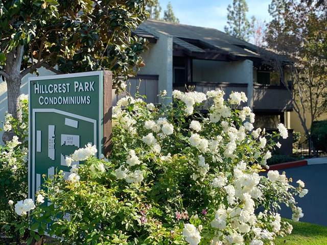1348 E Hillcrest Drive #76, Thousand Oaks, CA 91362 (#220011083) :: Pam Spadafore & Associates
