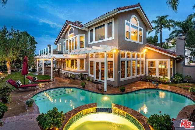 3511 Via Del Prado, Calabasas, CA 91302 (#20658184) :: Crudo & Associates