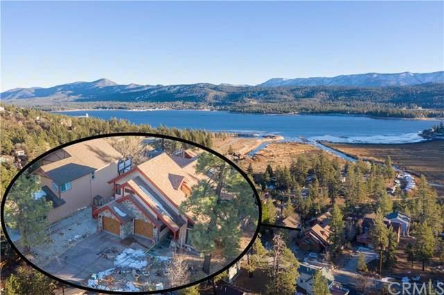 39333 Lodge Road, Fawnskin, CA 92333 (#EV20244722) :: Crudo & Associates
