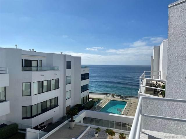 100 Coast Blvd #404, La Jolla, CA 92037 (#200052439) :: American Real Estate List & Sell