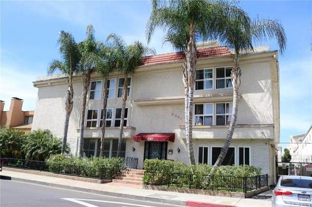 5301 Yarmouth Avenue #20, Encino, CA 91316 (#SR20245328) :: The Laffins Real Estate Team