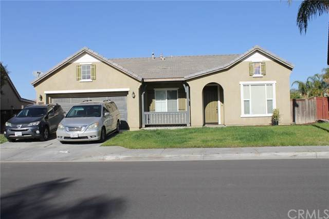 277 Overleaf Way, San Jacinto, CA 92582 (#SW20245712) :: RE/MAX Empire Properties