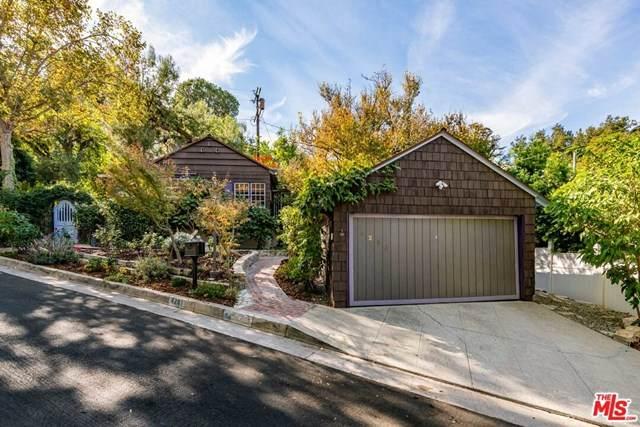 4201 Noble Avenue, Sherman Oaks, CA 91403 (#20663124) :: Mainstreet Realtors®
