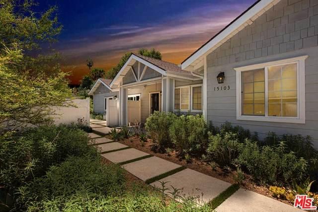 15103 Otsego Street, Sherman Oaks, CA 91403 (#20663246) :: Mainstreet Realtors®