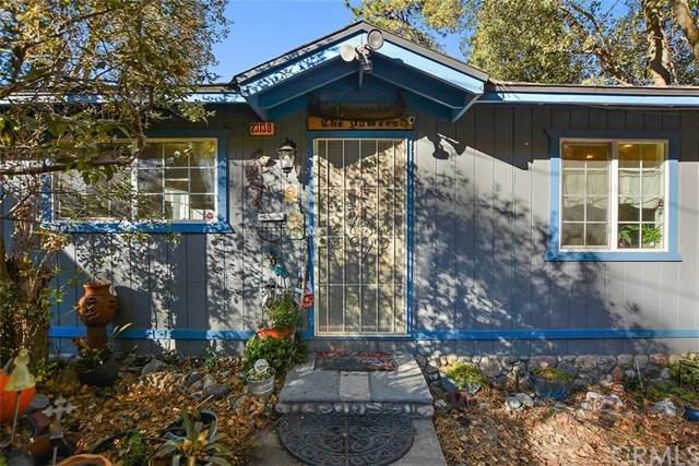 23130 Balsam Lane, Crestline, CA 92325 (#EV20245763) :: Crudo & Associates