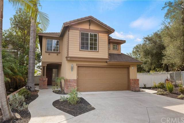 105 Frontier Street, Trabuco Canyon, CA 92679 (#OC20245804) :: Z Team OC Real Estate