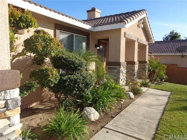 934 Sycamore Court, Banning, CA 92220 (#CV20245807) :: Z Team OC Real Estate