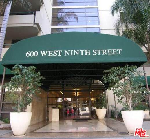 600 W 9Th Street #110, Los Angeles (City), CA 90015 (#20663318) :: Frank Kenny Real Estate Team