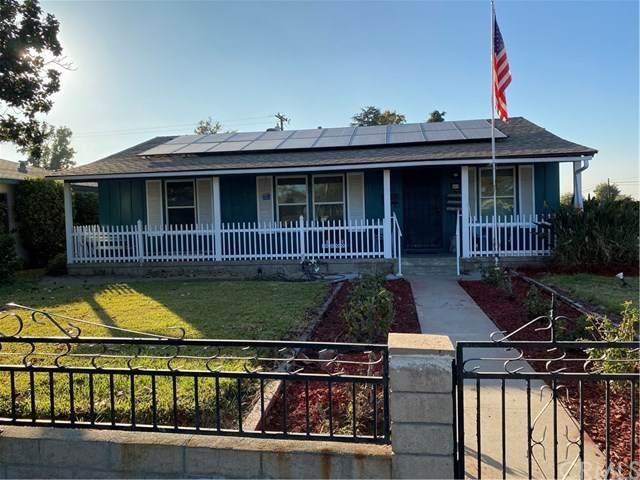 869 N 4th Avenue, Covina, CA 91723 (#PW20245755) :: Steele Canyon Realty