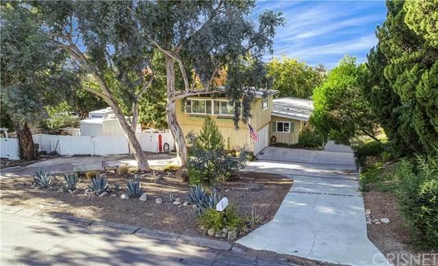 1289 El Monte Drive, Thousand Oaks, CA 91362 (#SR20245550) :: Pam Spadafore & Associates