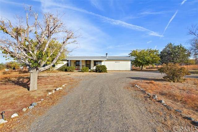 10575 Valle Vista Road, Phelan, CA 92371 (#TR20245847) :: American Real Estate List & Sell