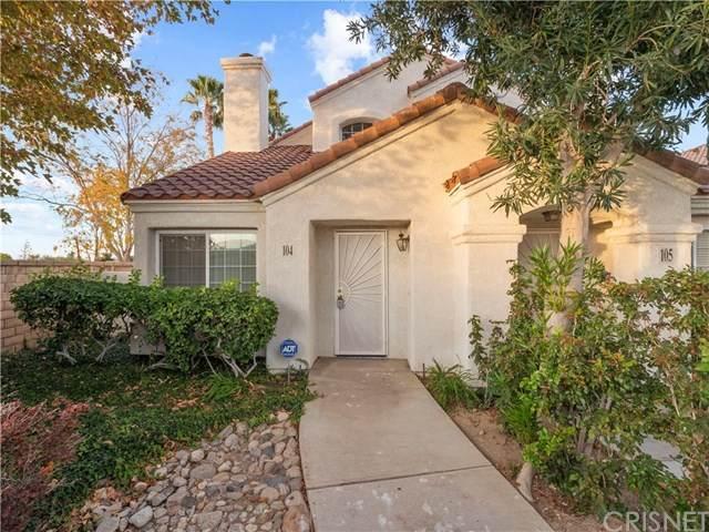 37940 42nd Street E #104, Palmdale, CA 93552 (#SR20245876) :: American Real Estate List & Sell