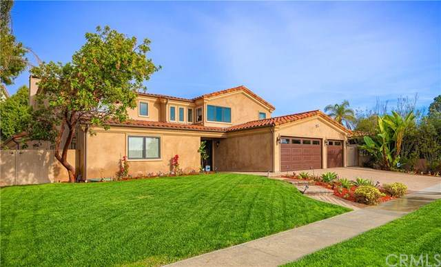30136 Via Rivera, Rancho Palos Verdes, CA 90275 (#SB20245922) :: Go Gabby