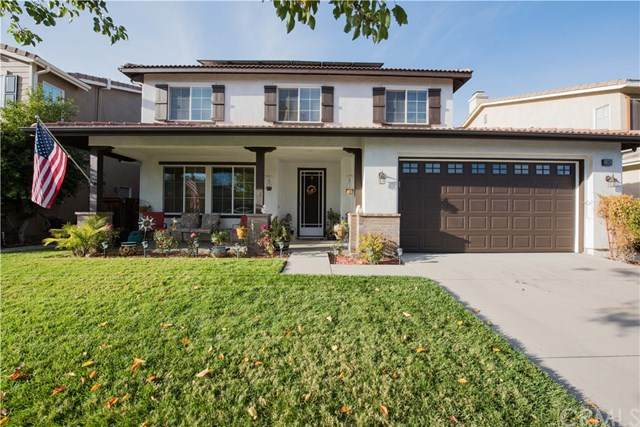 23892 Cloverleaf Way, Murrieta, CA 92562 (#CV20245914) :: Zember Realty Group