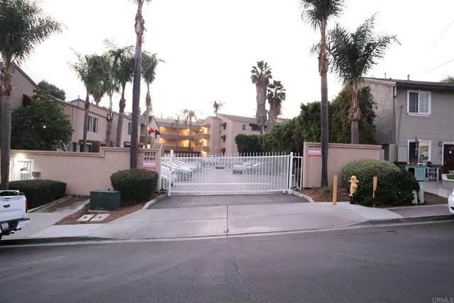 4540 60th Street #104, San Diego, CA 92115 (#PTP2001668) :: Crudo & Associates