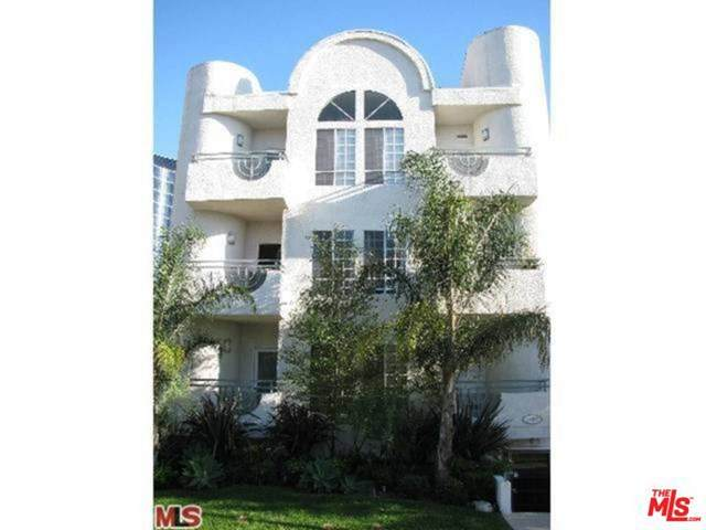 11822 Goshen Avenue #201, Los Angeles (City), CA 90049 (#20663158) :: Team Tami