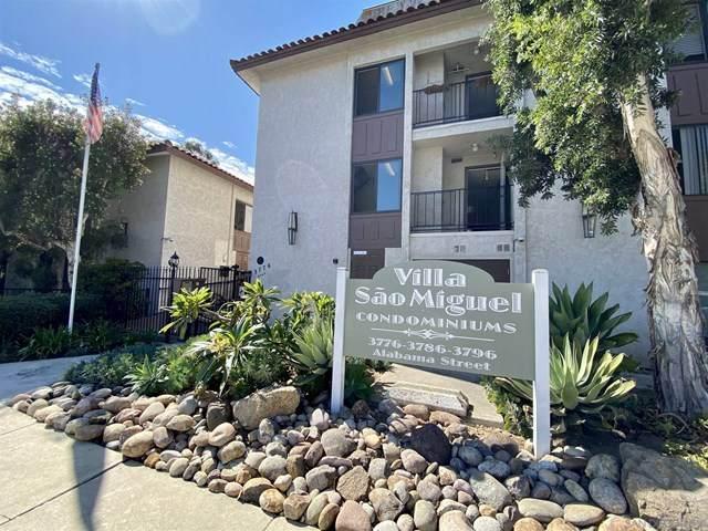 3776 Alabama St C201, San Diego, CA 92104 (#200052482) :: American Real Estate List & Sell
