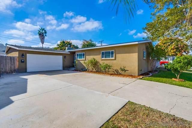 673 Downer Ave, El Cajon, CA 92020 (#200052484) :: American Real Estate List & Sell