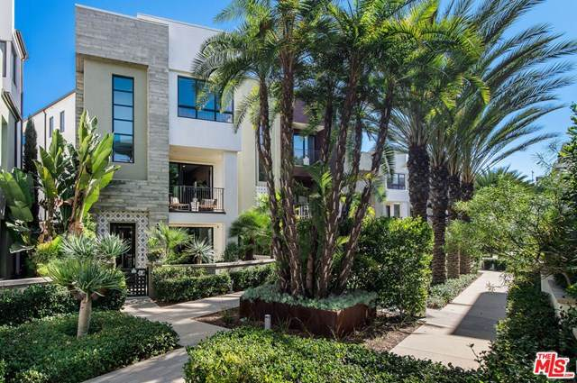 5905 S Coral Pl, Playa Vista, CA 90094 (#20659746) :: Team Tami